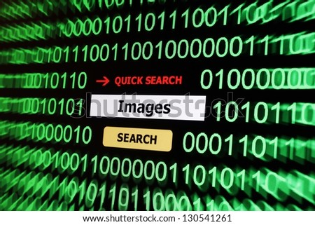 Search for images