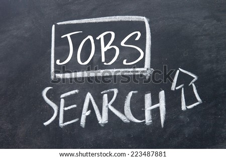 search jobs sign on blackboard