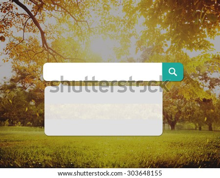 Search Searching Internet Communication Technology Concept - stock photo