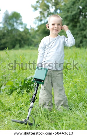 Searching - stock photo