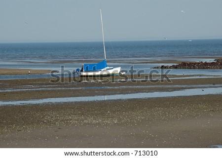 Seascape - stock photo