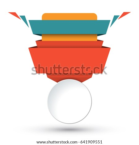 Sale Banner Special Offer Template  Stock Vector