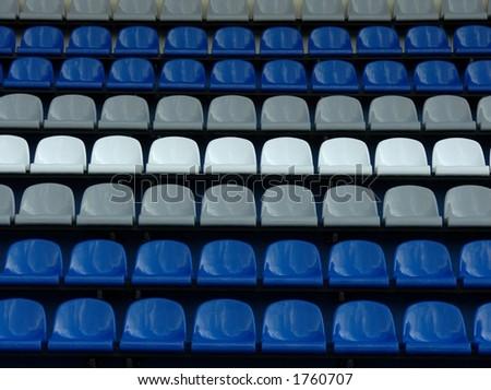seats - stock photo