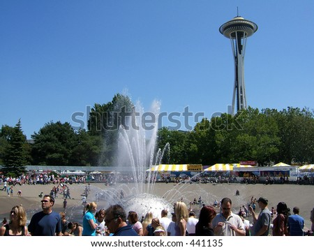 Seattle Center Festival