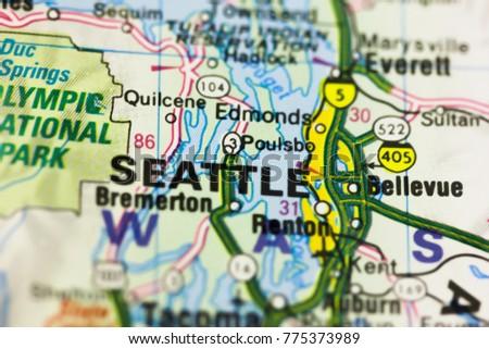 Map Usa Seattle Maps Update 800553 Us Travel Maps U2013 Usa Travel