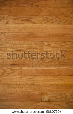 Section of wood panel - can be used as a background - stock photo