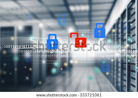 Security. - stock photo