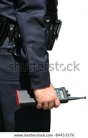 Security agent surveillance