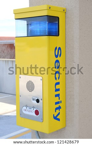 security call box