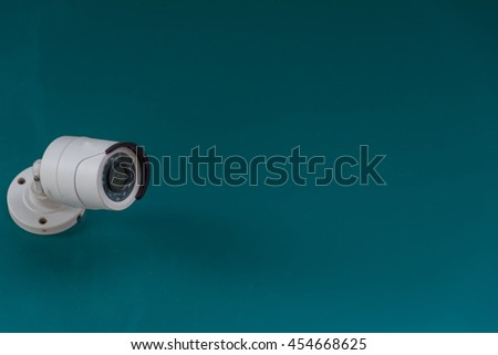 Security camera (CCTV) for safety in office building