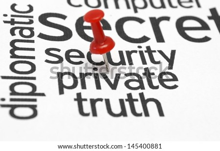 Security private truth