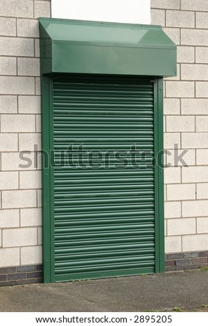 Security Shutter