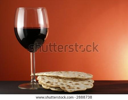 Seder - stock photo