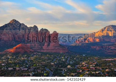 Sedona Arizona - stock photo