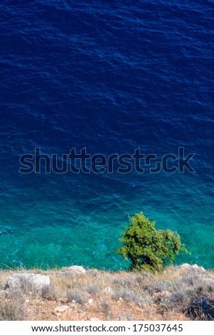 See seaside - stock photo