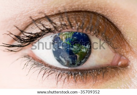 See the World - stock photo