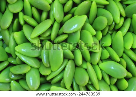 Seeds of Nature - stock photo