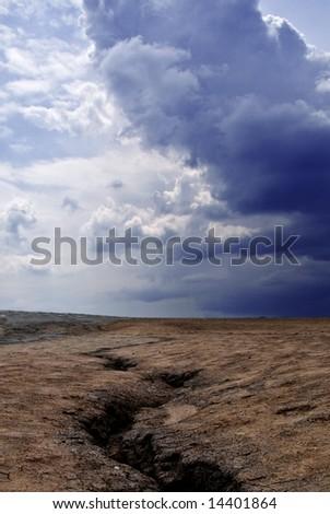 Selenar view - stock photo