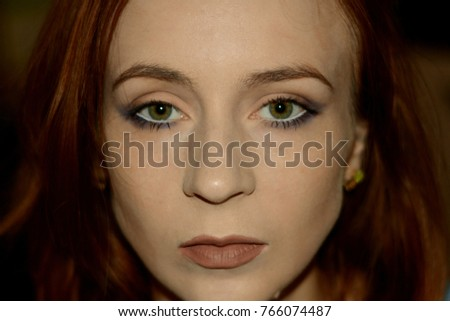 self portrait make stock photo royalty free 766074487 shutterstock