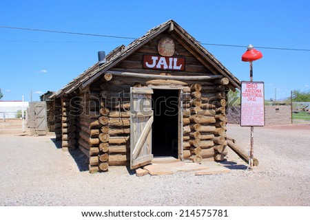 Old West Jail Stock Photos Images Amp Pictures Shutterstock