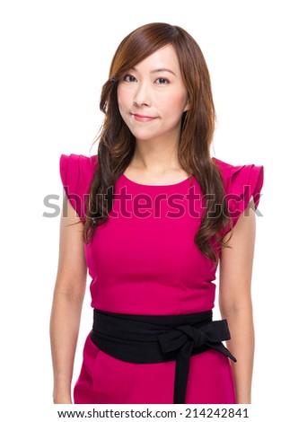 Senior businesswoman - stock photo