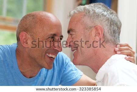 Senior gay males