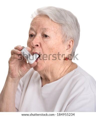 bohemian rhapsody Stock-photo-senior-woman-with-asthma-inhaler-on-a-white-background-184955234