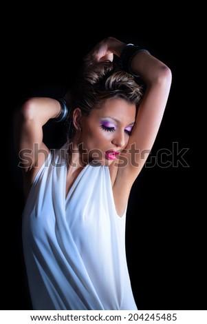 Sensual Beauty - stock photo