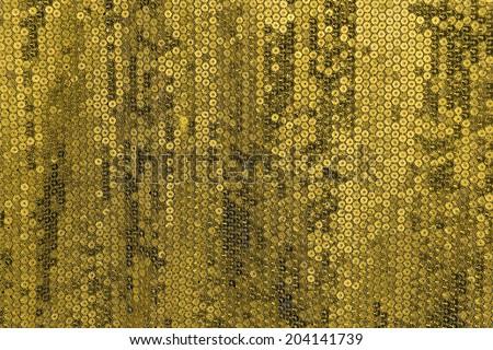 sequins texture background  - stock photo