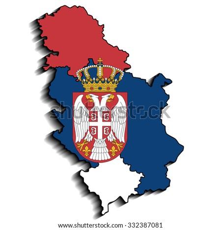 Serbia - stock photo