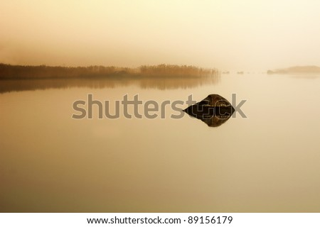 Serenity - stock photo