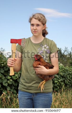how to kill a chicken