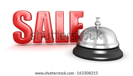 Service bell and Sale