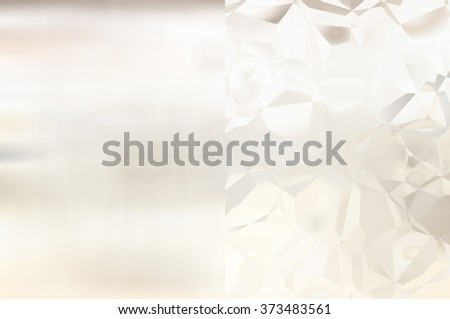 Set of abstract backgrounds beige - stock photo