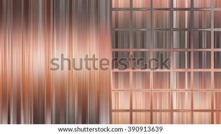 Set of abstract backgrounds gold