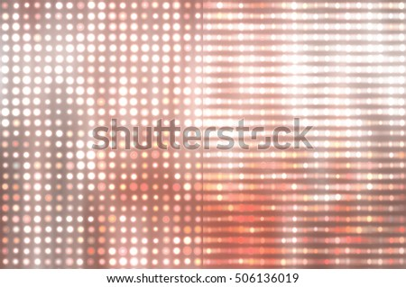 Set of abstract backgrounds orange. illustration digital.
