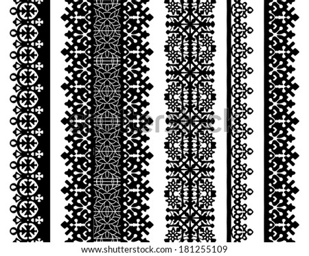 Stock images royalty free images vectors shutterstock for Border lace glam