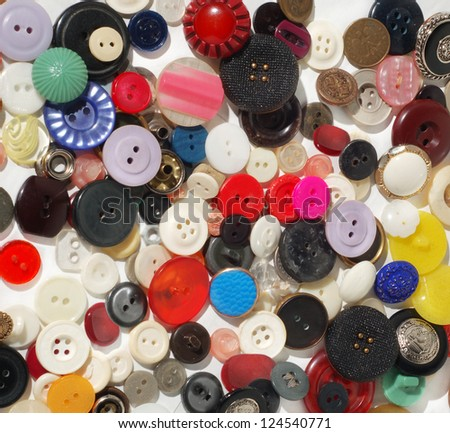 set of buttons (backgrounds) - stock photo