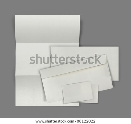 set of corporate identity templates. for another blank templates visit my gallery