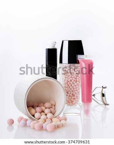 Set of cosmetic