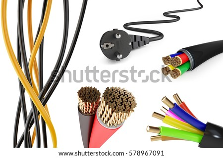 Electric Wires Stock Images, Royalty-Free Images & Vectors ...