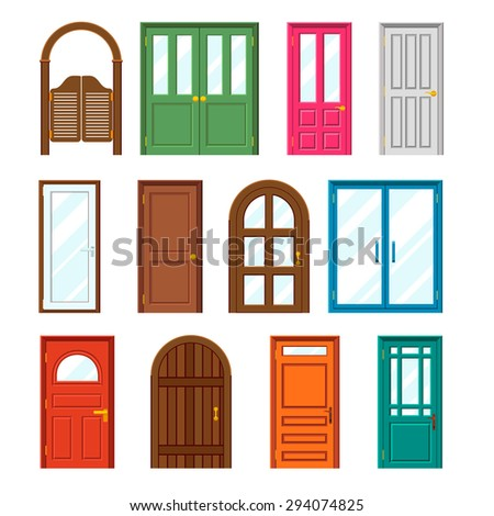 Stock images royalty free images vectors shutterstock for Main door design for flat