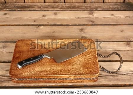 Set of kitchen accessories - stock photo