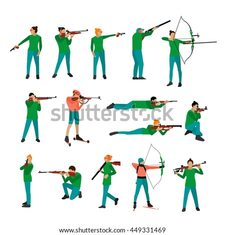 Shooting Sports Stock Photos, Royalty-Free Images & Vectors ...