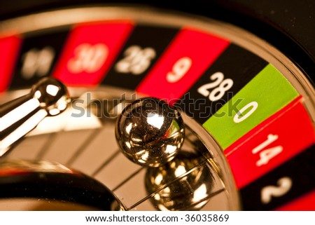 Set of the game - stock photo