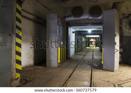 5 Top Secret End of the World Bunkers Stock-photo-sevastopol-crimea-august-secret-underground-bunker-from-cold-war-object-gts-or-k-360737579