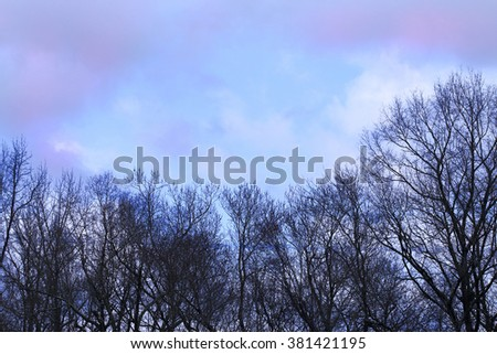 Sever Thunder Storm Forming - stock photo