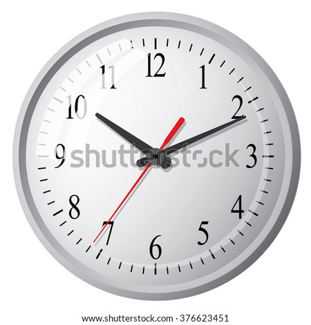 Several variants of abstract watch dials. Clock. Picture hours. Watch for wall mounting. Image hours. Digital Watch. Dial hours. Clock hands. The clock shows the time. Hours minutes.