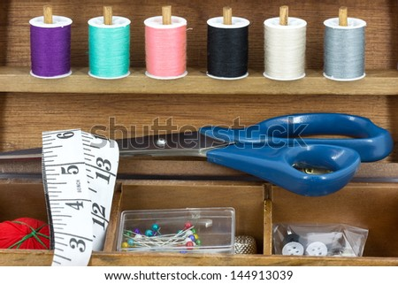 Sewing accessories