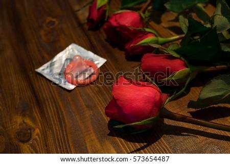 Розы длч секса